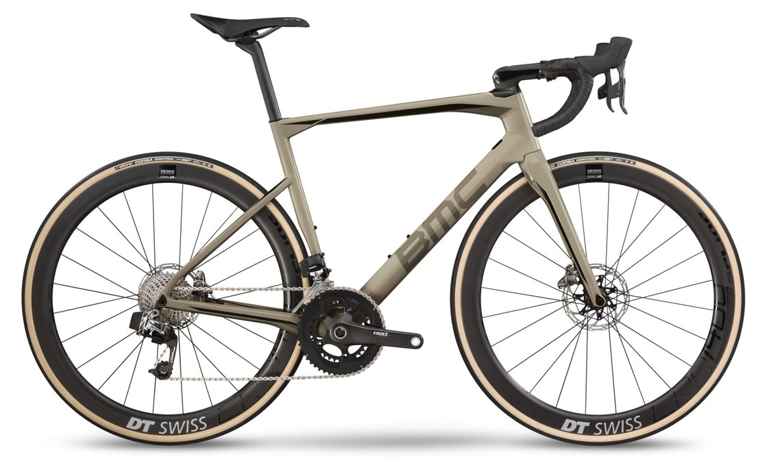 BMC Roadmachine 01 Two - 2019 - 28 Zoll - Diamant