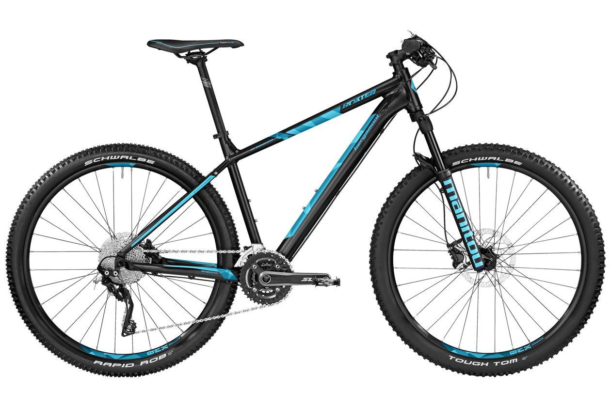 Bergamont Roxter Edition C1 - 2017 - 27,5 Zoll - Hardtail