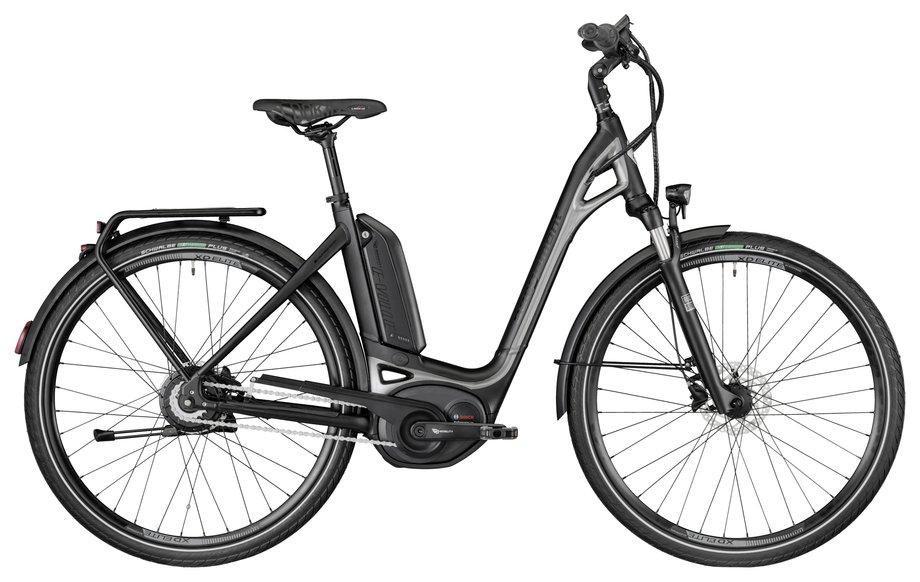 bergamont e ville n330 e bike schwarz modell 2018 test e. Black Bedroom Furniture Sets. Home Design Ideas