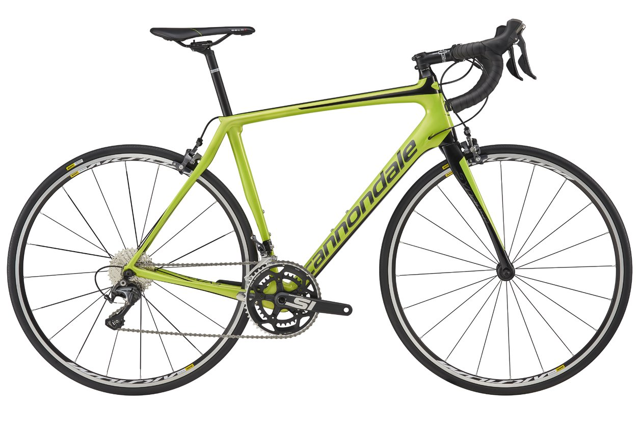 Cannondale Synapse Carbon Ultegra - 2017 - 28 Zoll - Diamant
