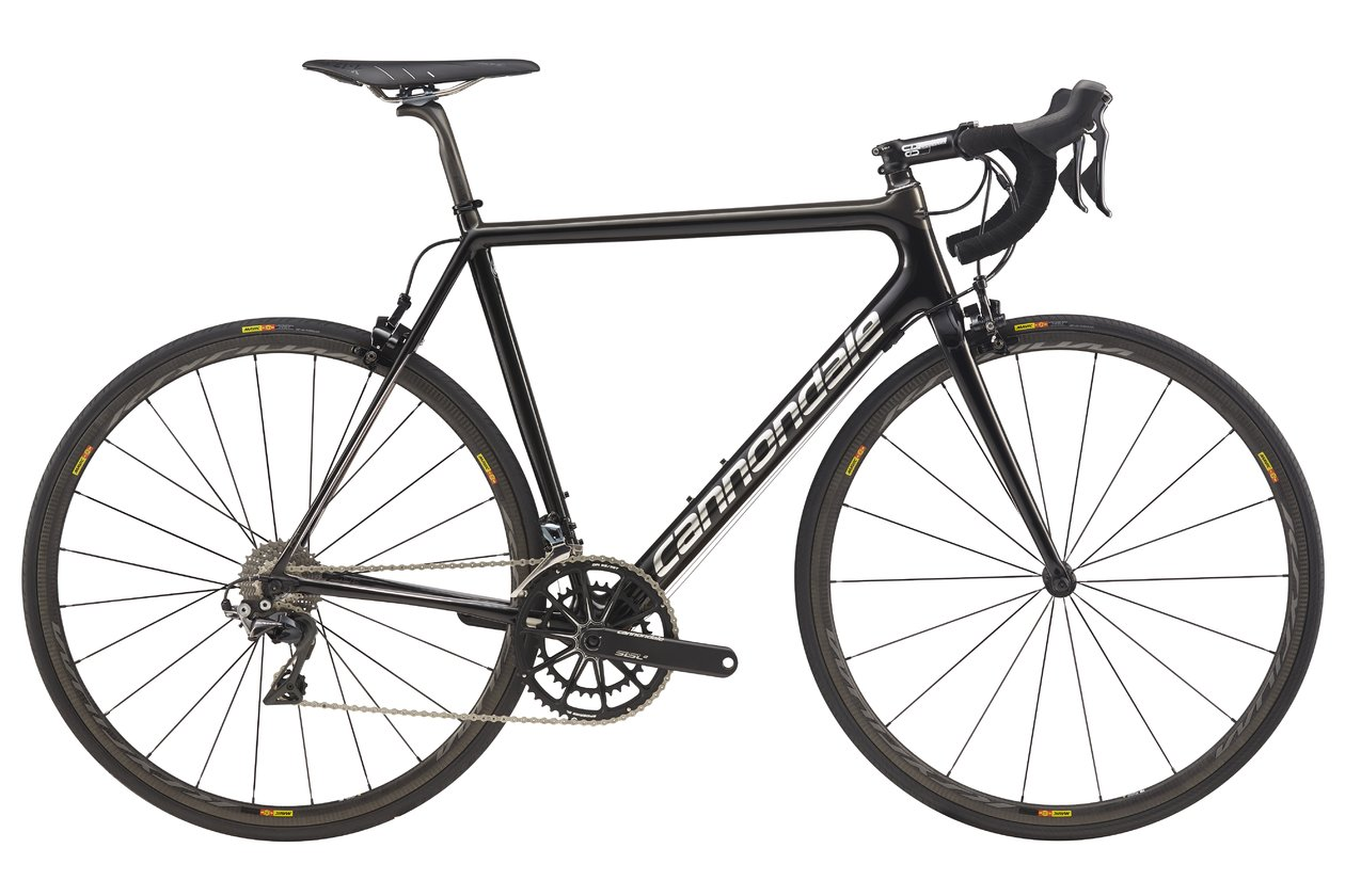 Cannondale SuperSix EVO Hi-MOD Dura Ace 1 - 2017 - 28 Zoll - Diamant