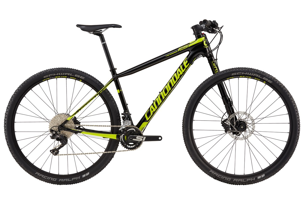 Cannondale F-Si Carbon 4 - 2018 - 29 Zoll - Hardtail