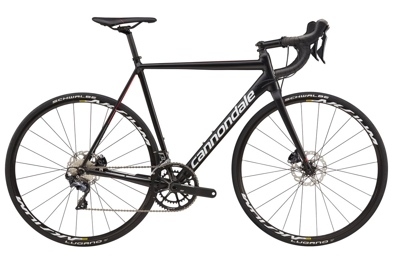Cannondale CAAD12 Disc Ultegra - 2018 - 28 Zoll - Diamant