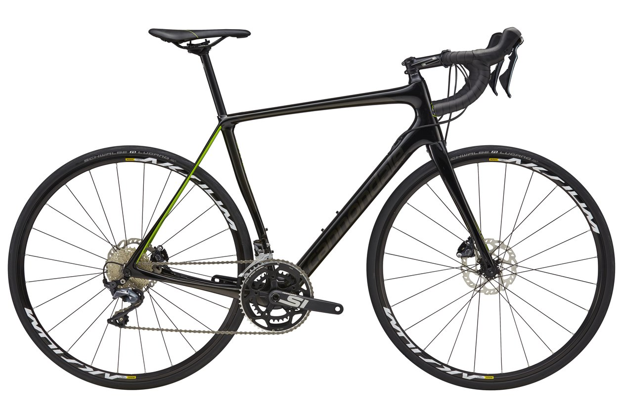 Cannondale Synapse Disc Ultegra - 2018 - 28 Zoll - Diamant