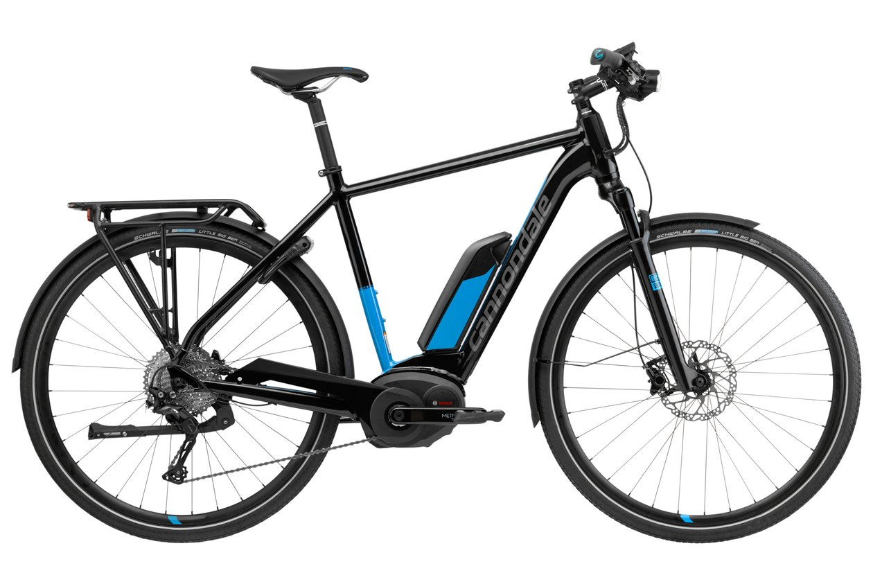 Cannondale Tesoro Neo - 500 Wh - 2018 - 28 Zoll - Diamant