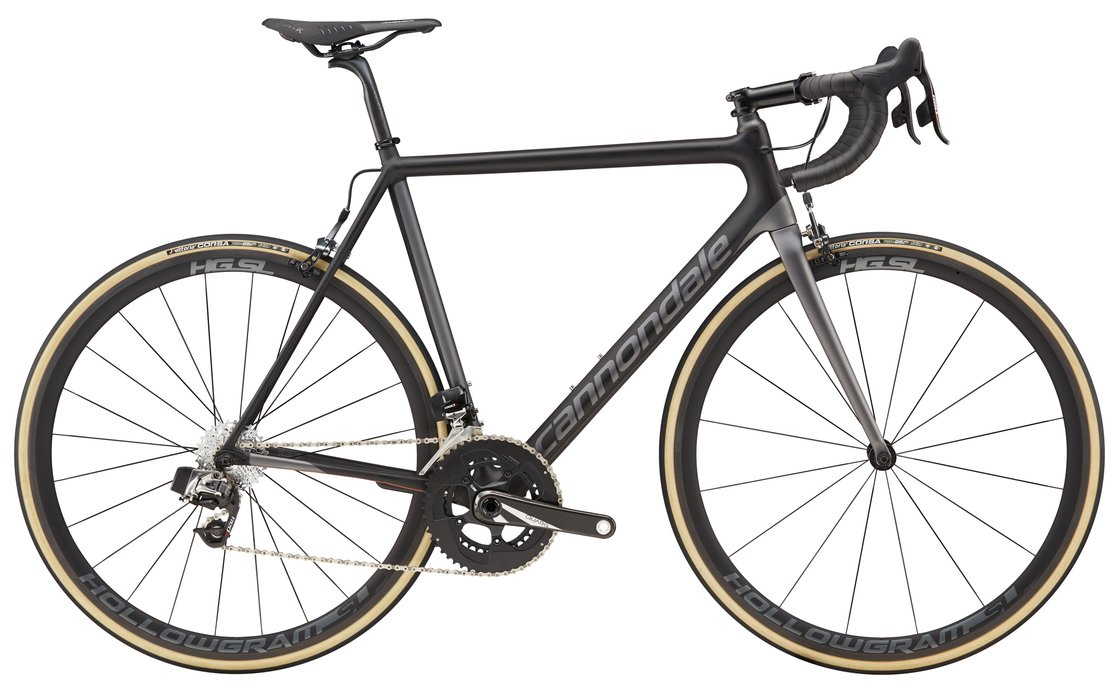 Cannondale SuperSix EVO Red eTap - 2018 - 28 Zoll - Diamant