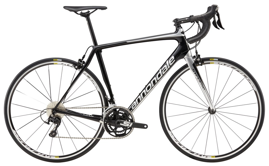 Cannondale Synapse 105 - 2018 - 28 Zoll - Diamant