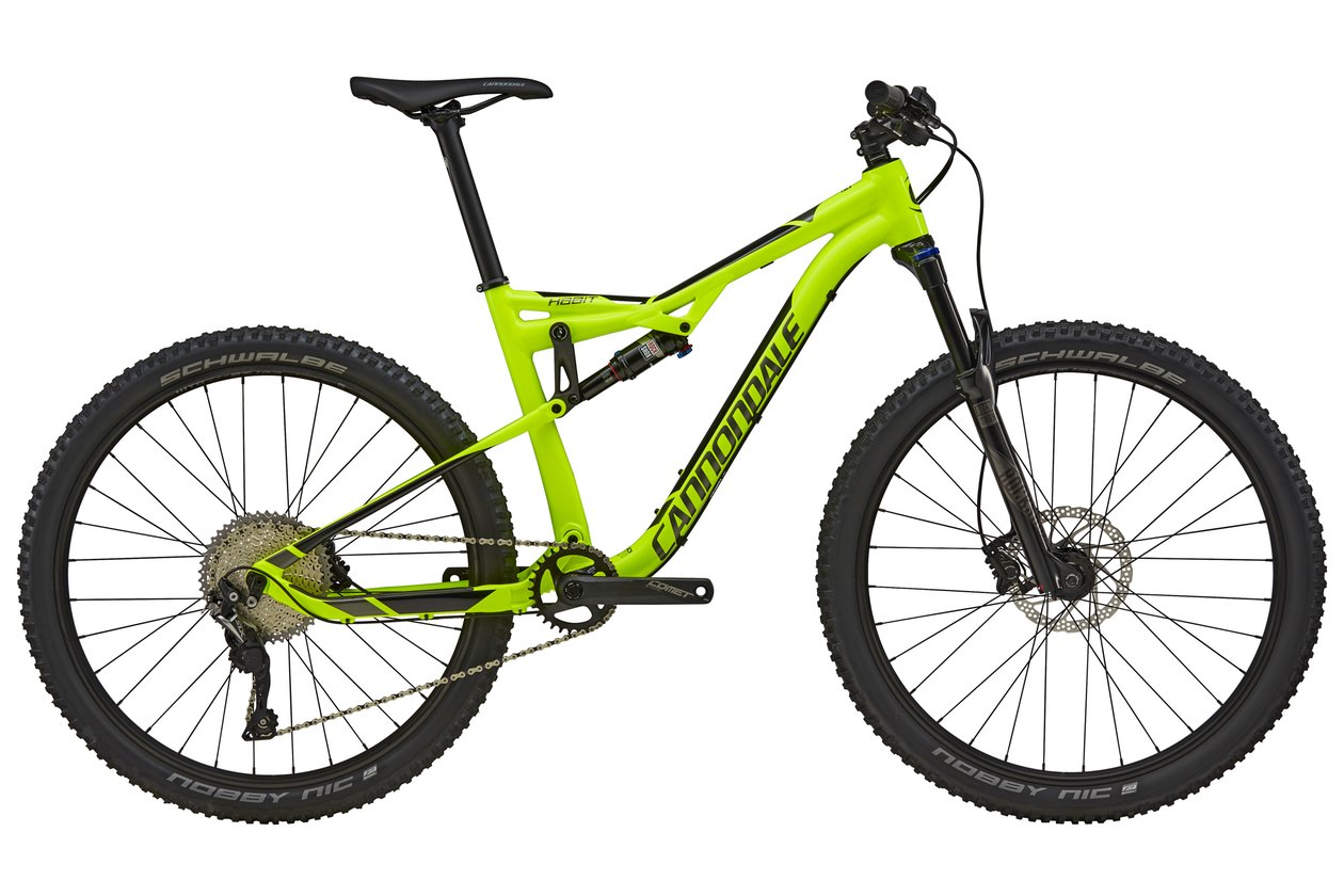 Cannondale Habit 5 - 2018 - 27,5 Zoll - Fully