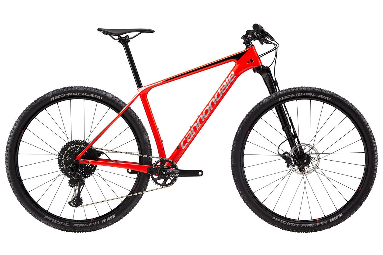 Cannondale F-Si Carbon 3 - 2019 - 29 Zoll - Hardtail