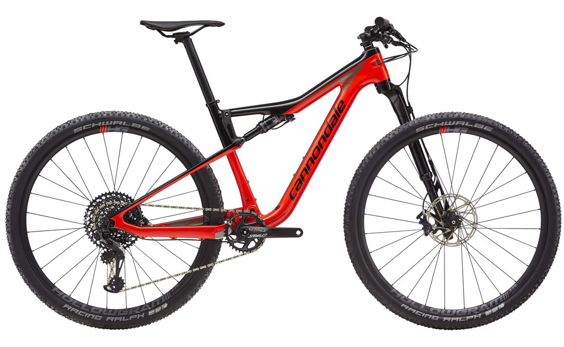 Cannondale Scalpel-Si Carbon 3 - 2019 - 29 Zoll - Fully