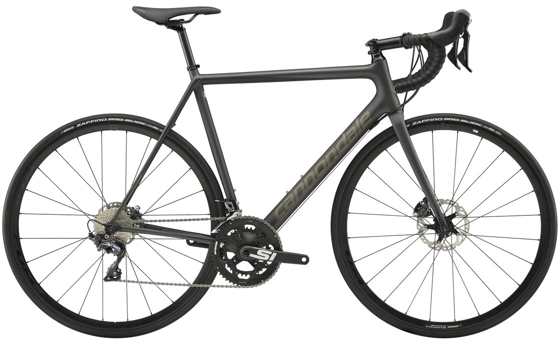 Cannondale SuperSix EVO Disc Ultegra - 2019 - 28 Zoll - Diamant
