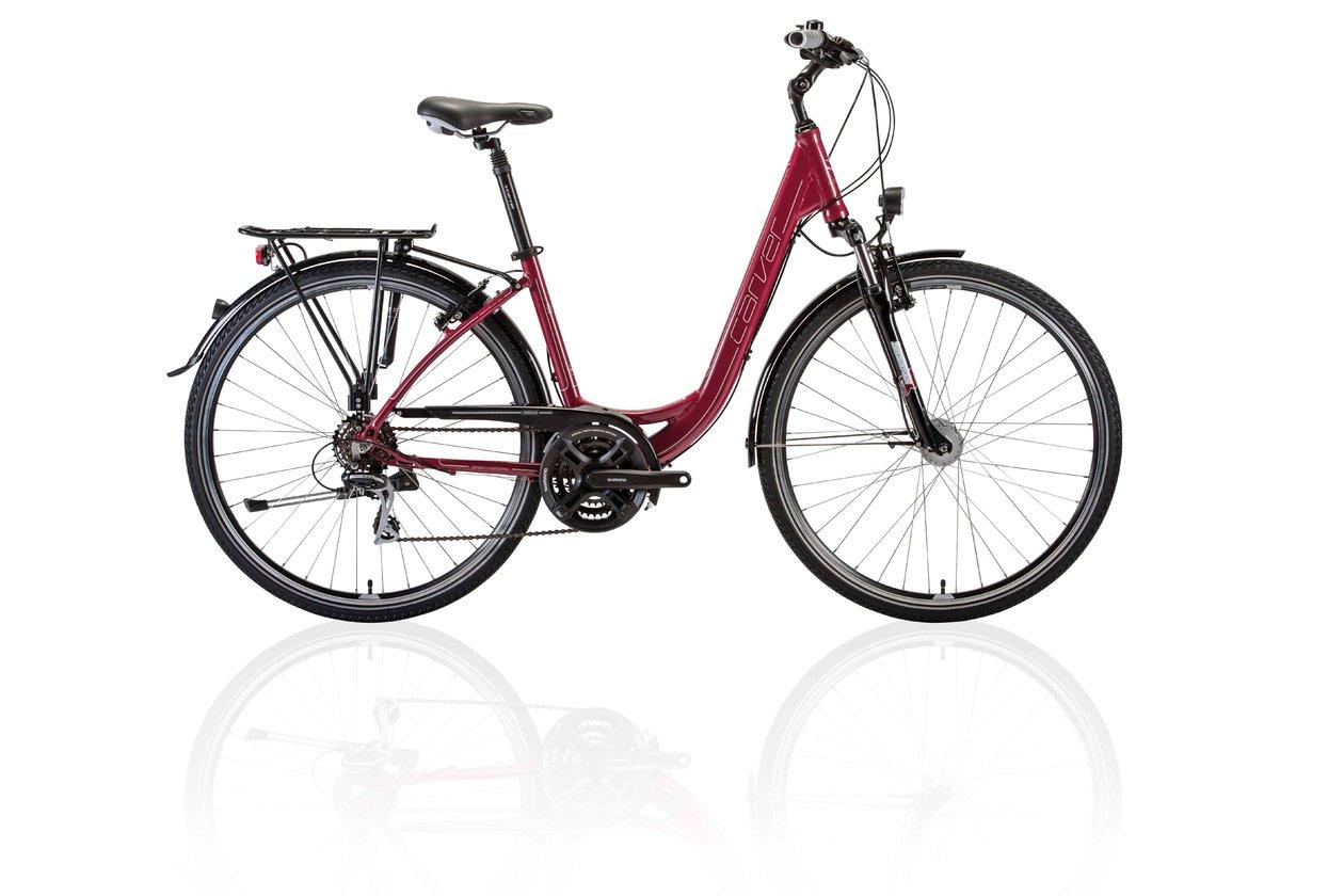 carver tour 100 lady 2014 28 zoll g nstig kaufen fahrrad xxl. Black Bedroom Furniture Sets. Home Design Ideas