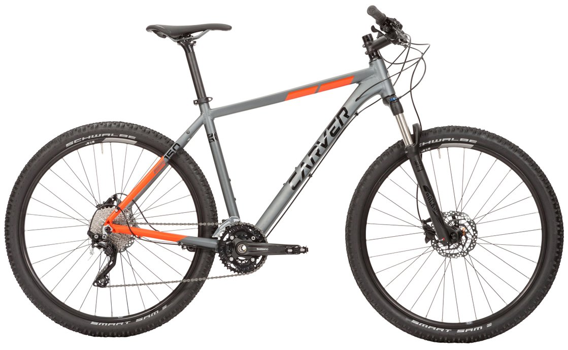 Carver Strict 150 - 27,5 Zoll - Hardtail