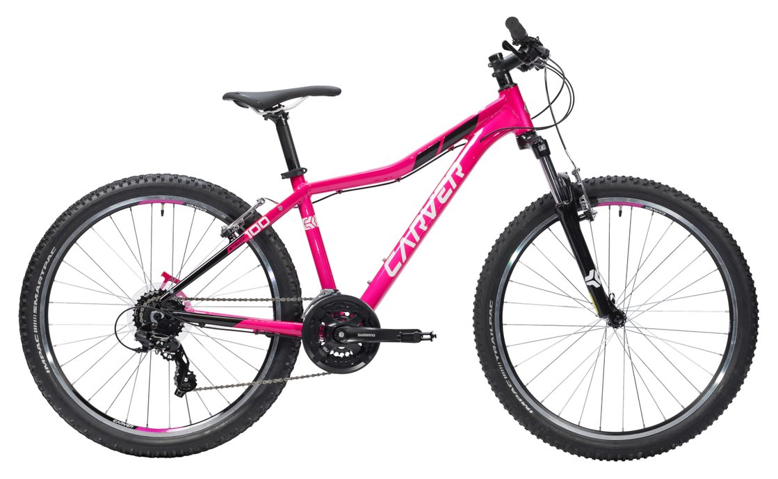 Carver Strict 100 W - 26 Zoll - Hardtail