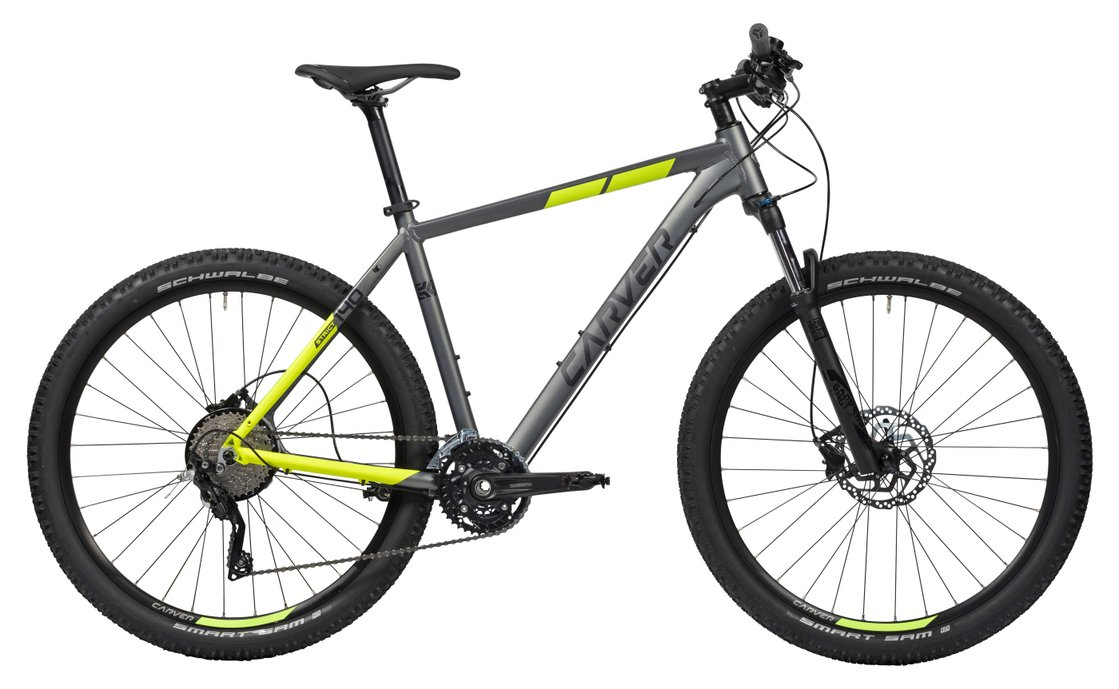 Carver Strict 140 - 29 Zoll - Hardtail