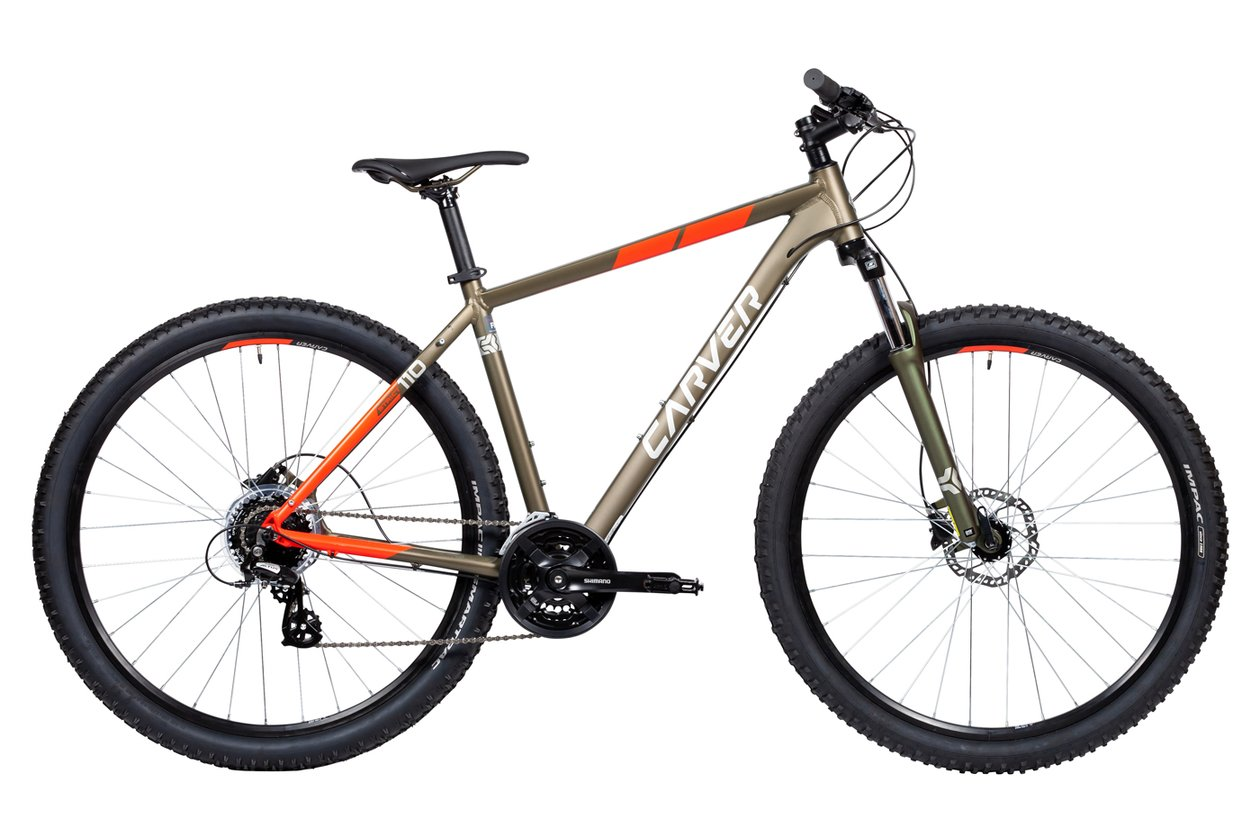 Carver Strict 110 - 29 Zoll - Hardtail