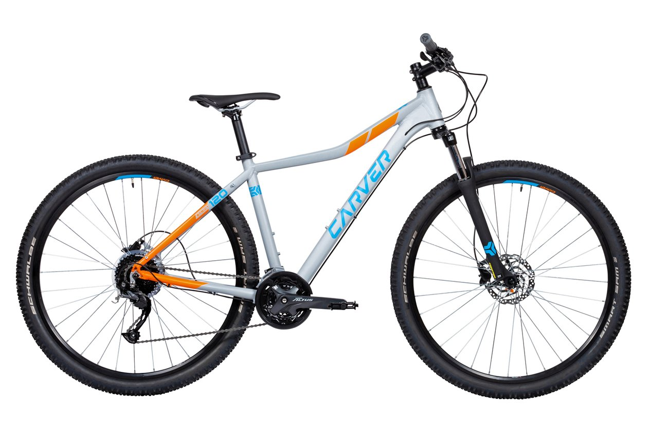 Carver Strict 120 W - 29 Zoll - Hardtail