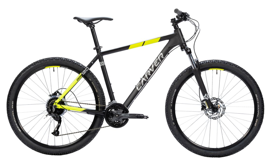 Carver Strict 120 - 27,5 Zoll - Hardtail