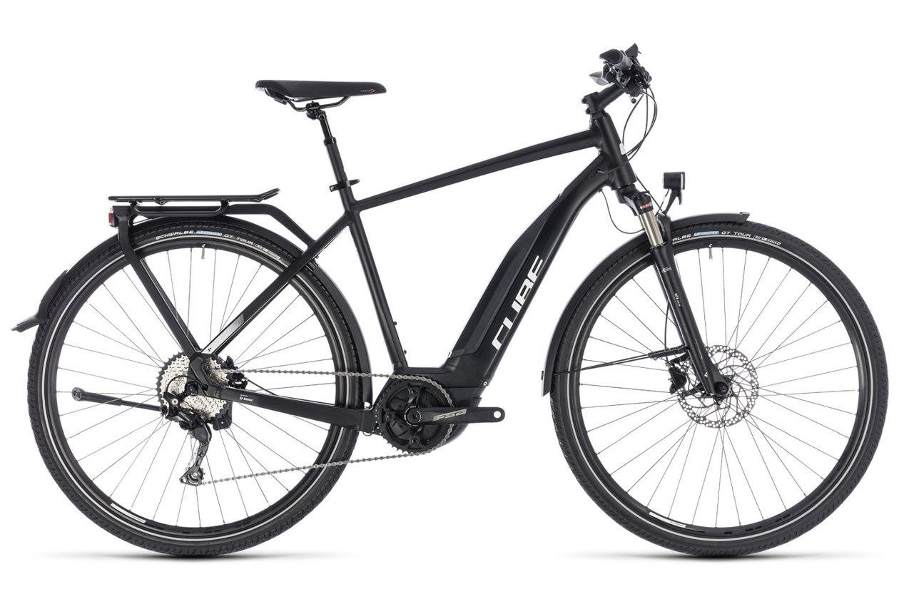 Cube Touring Hybrid Pro 400 - 400 Wh - 2018 - 28 Zoll - Diamant