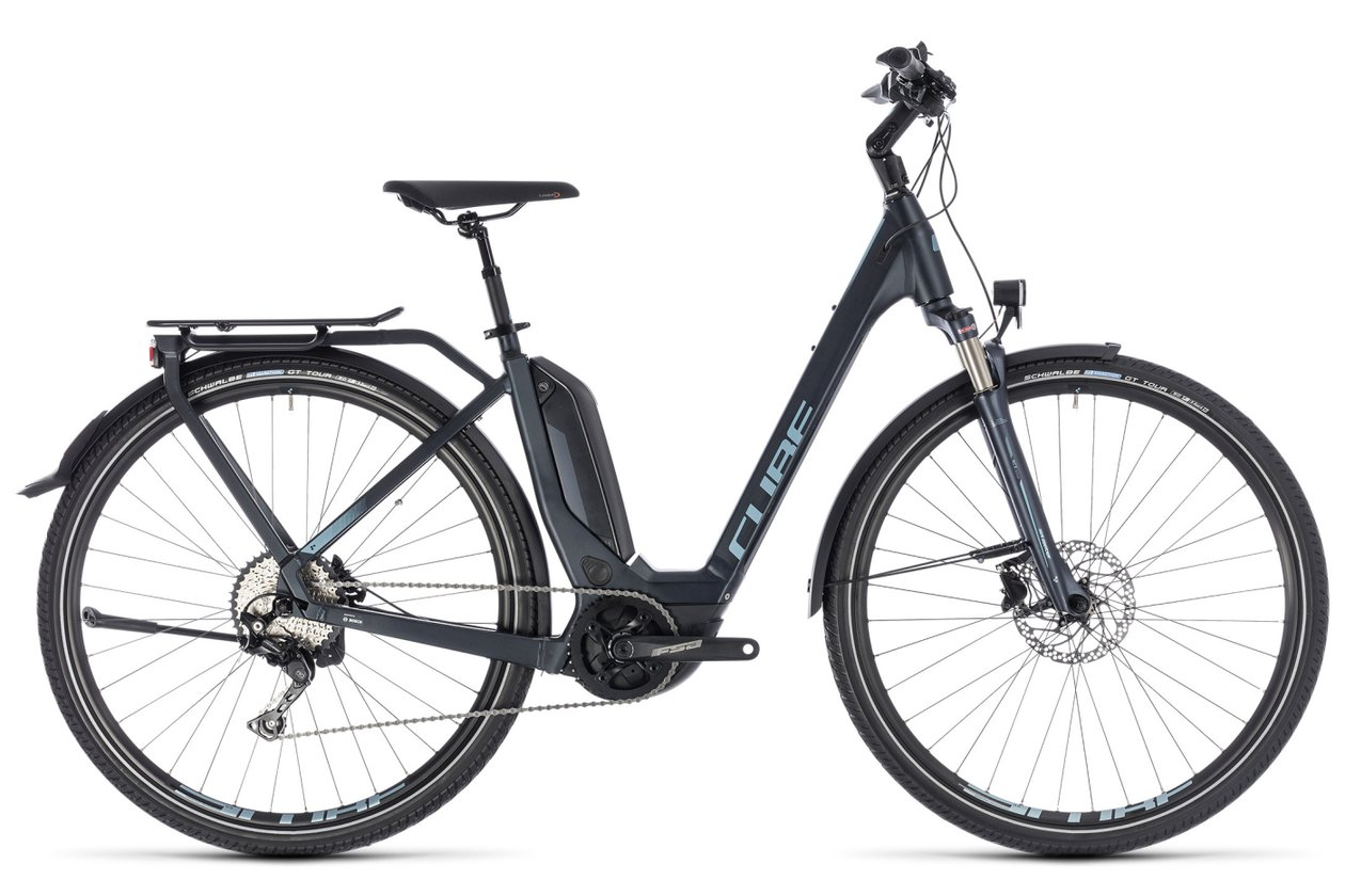 Cube Touring Hybrid Pro 400 - 400 Wh - 2018 - 28 Zoll - Tiefeinsteiger