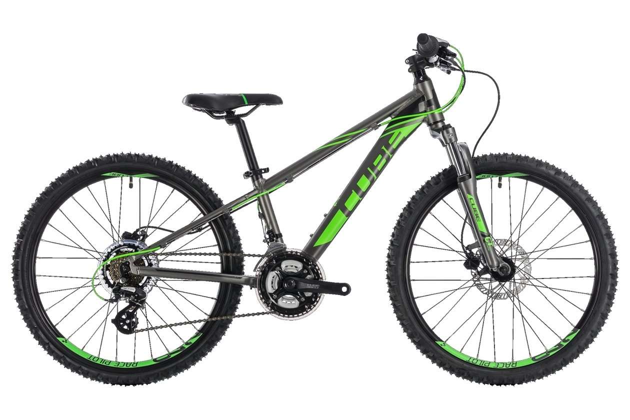 Cube Kid 240 Disc - 2019 - 24 Zoll - Hardtail