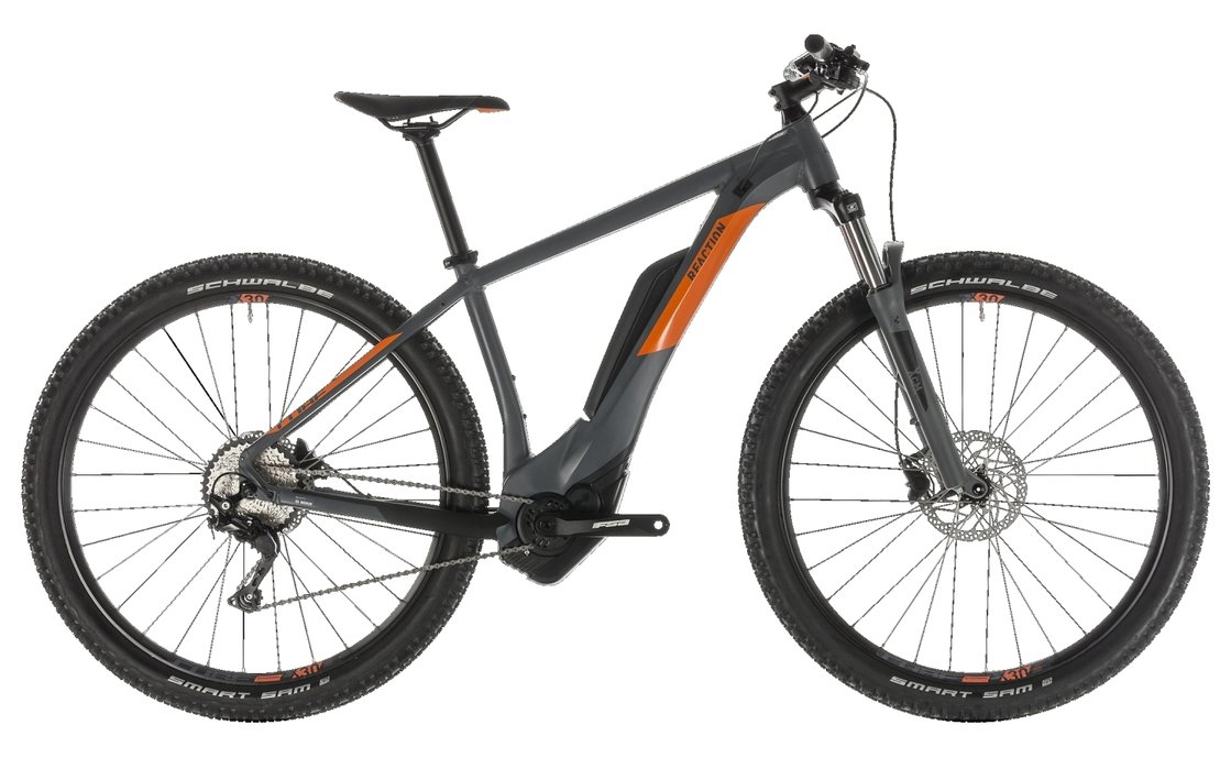 Cube Reaction Hybrid Pro 500 - 500 Wh - 2019 - 29 Zoll - Hardtail