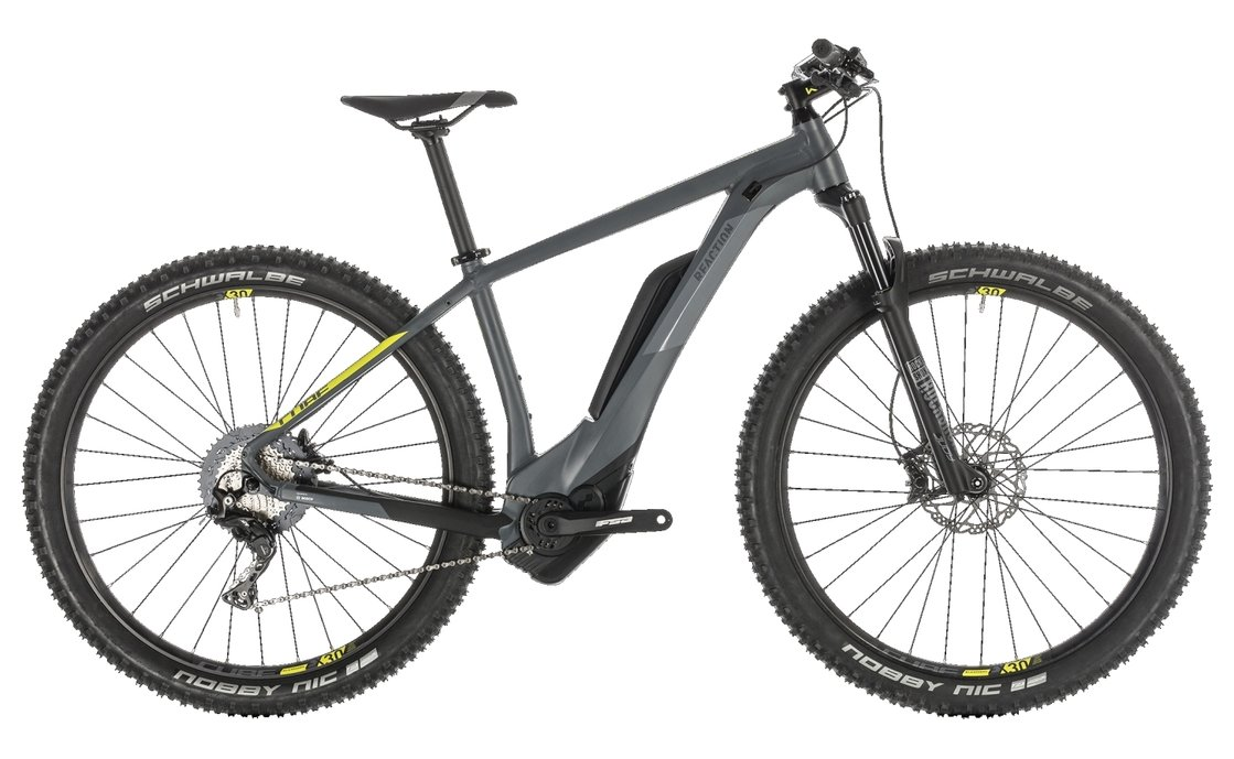 Cube Reaction Hybrid Race 500 - 500 Wh - 2019 - 29 Zoll - Hardtail