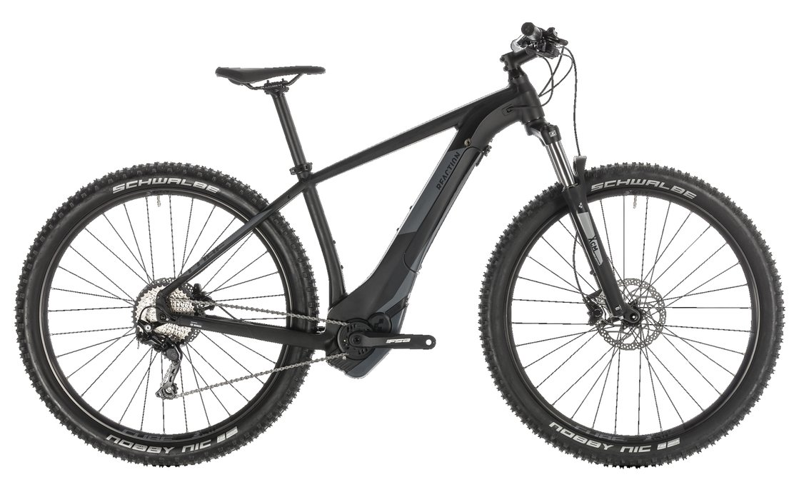 Cube Reaction Hybrid EXC 500 - 500 Wh - 2019 - 27,5 Zoll - Hardtail