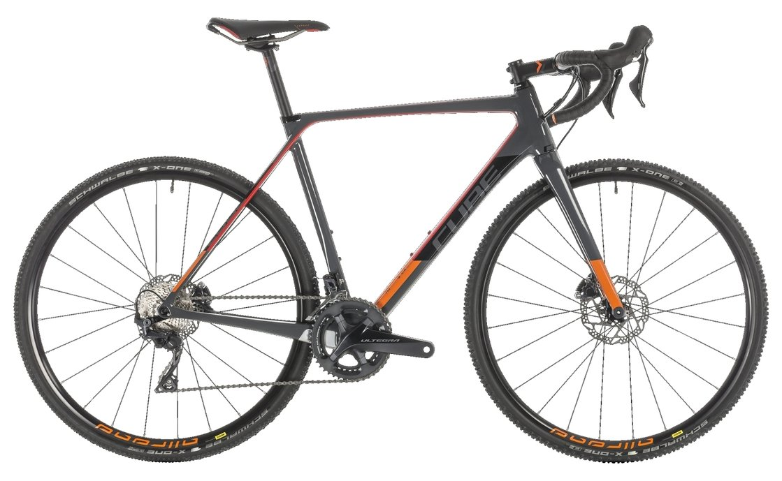 Cube Cross Race C:62 Pro - 2019 - 28 Zoll - Diamant