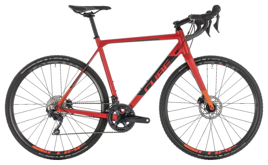 Cube Cross Race SL - 2019 - 28 Zoll - Diamant
