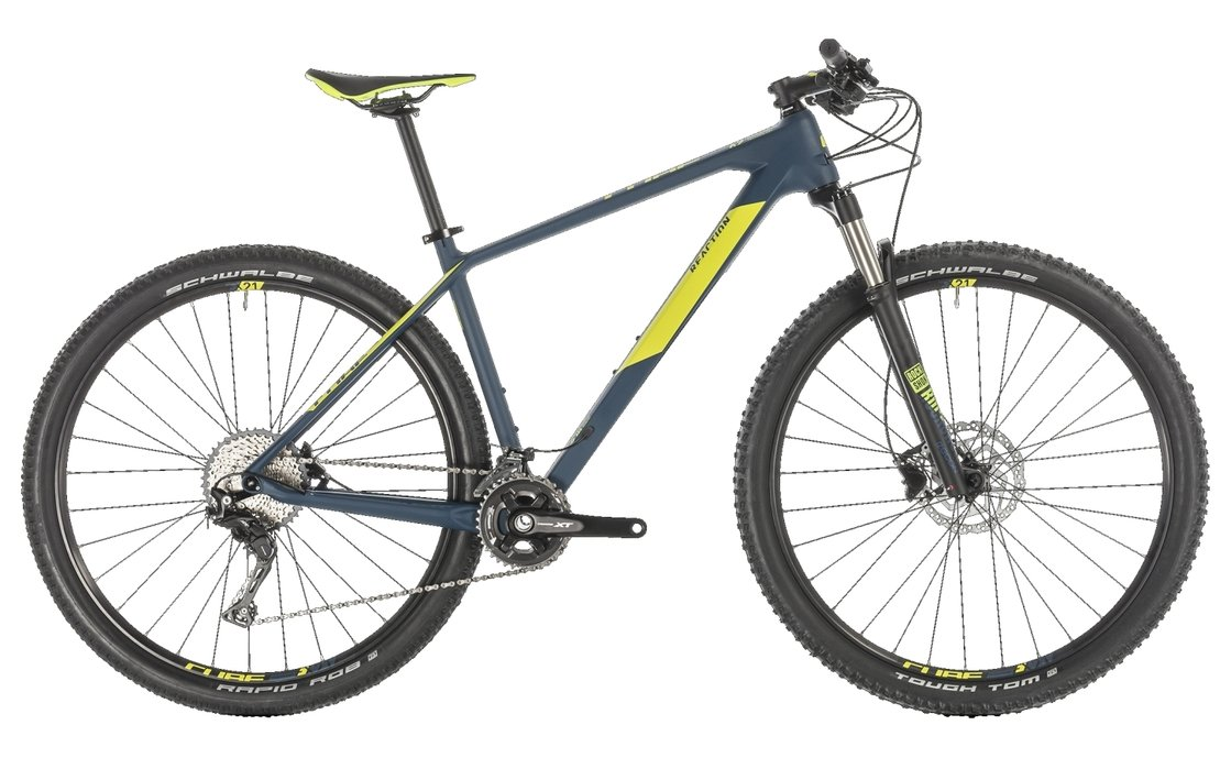Cube Reaction C:62 - 2019 - 29 Zoll - Hardtail