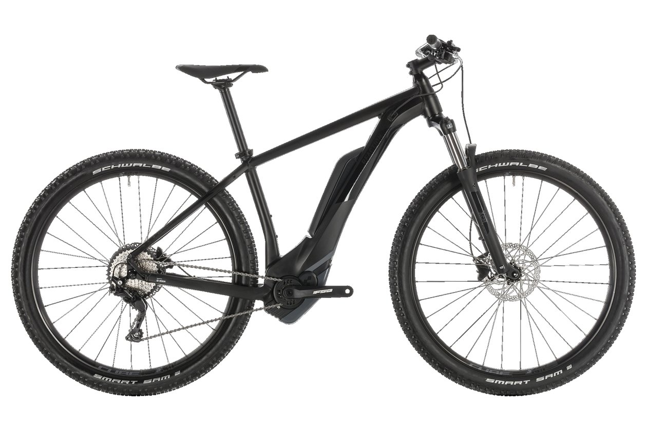Cube Reaction Hybrid Pro 400 - 400 Wh - 2019 - 29 Zoll - Hardtail