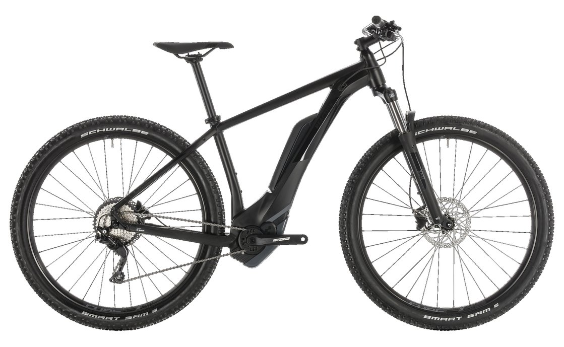 Cube Reaction Hybrid Pro 400 - 400 Wh - 2019 - 27,5 Zoll - Hardtail
