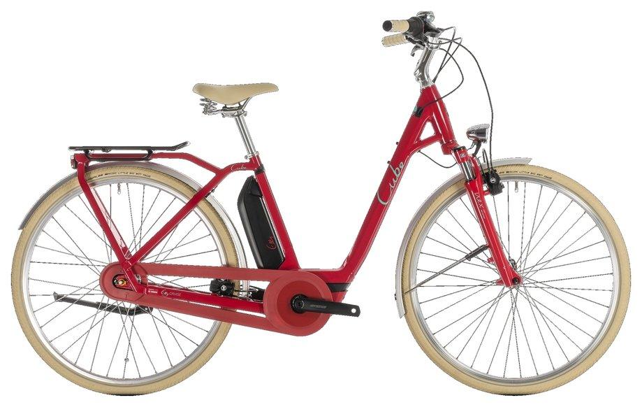 Cube E Bike Test