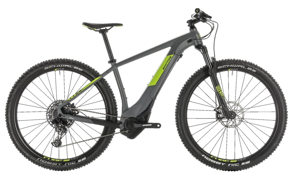 Cube Reaction Hybrid EAGLE 500 - 500 Wh - 2019 - 29 Zoll - Hardtail