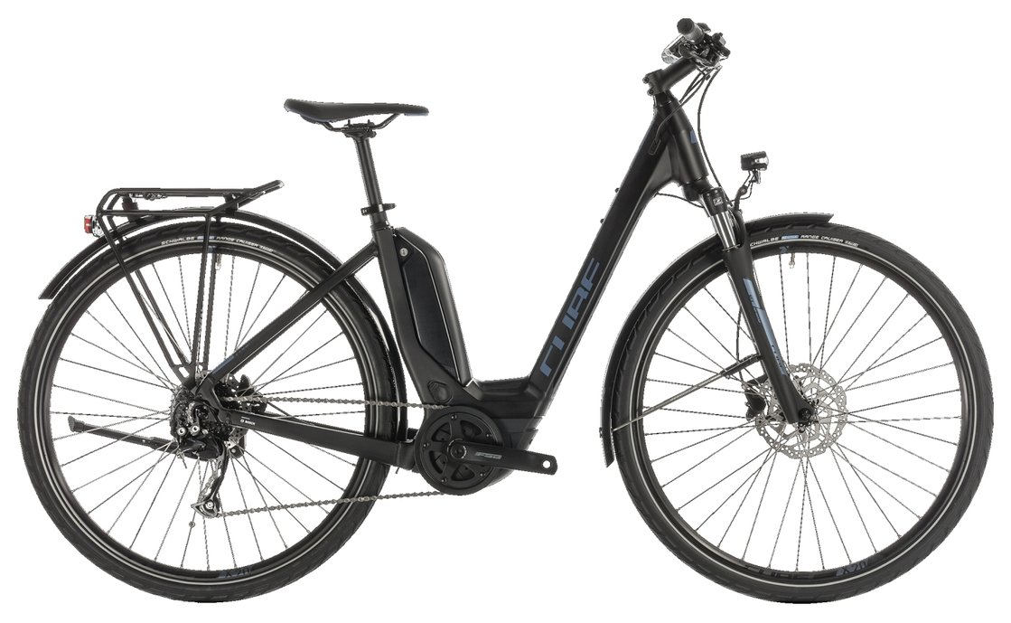 Cube Touring Hybrid ONE 500 - 500 Wh - 2019 - 28 Zoll - Tiefeinsteiger