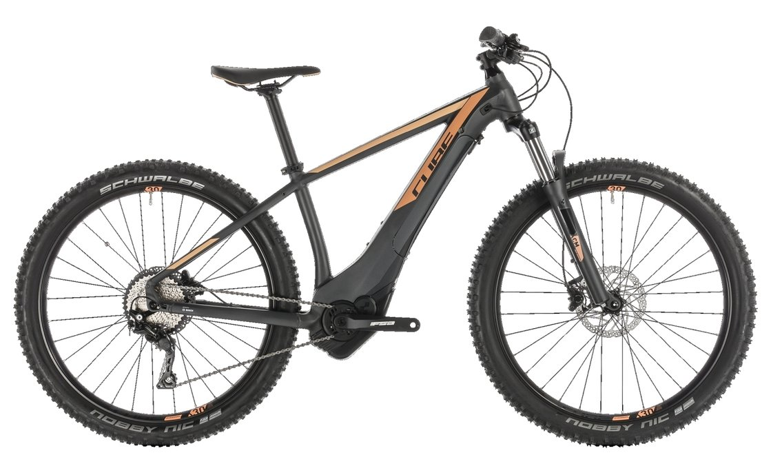 Cube Access Hybrid EXC 500 - 500 Wh - 2019 - 27,5 Zoll - Hardtail