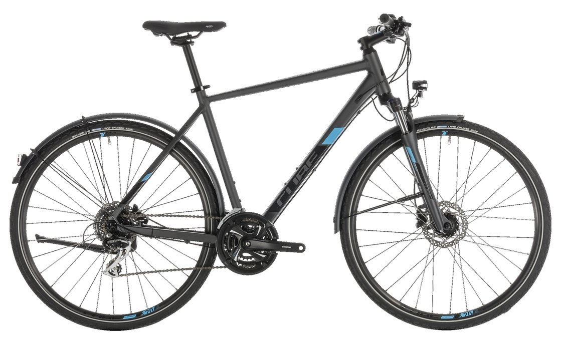 Cube Nature Allroad - 2019 - 28 Zoll - Diamant