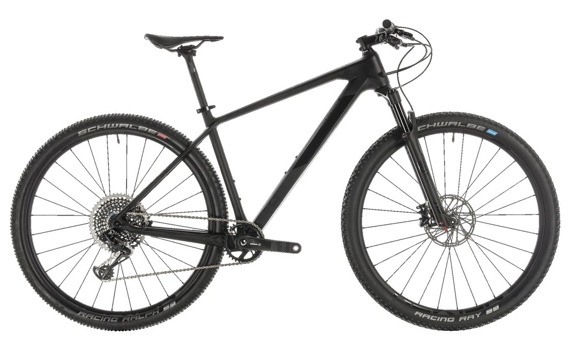 Cube Reaction C:62 SLT - 2019 - 29 Zoll - Hardtail