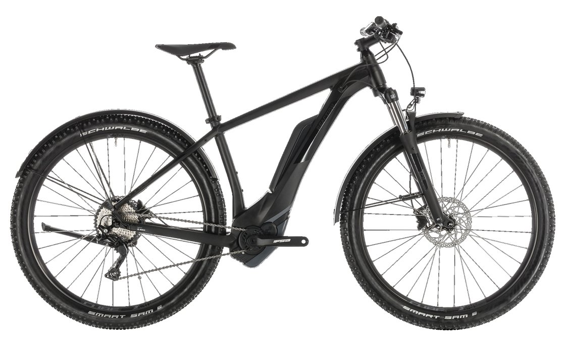 Cube Reaction Hybrid Pro 500 Allroad - 500 Wh - 2019 - 29 Zoll - Diamant