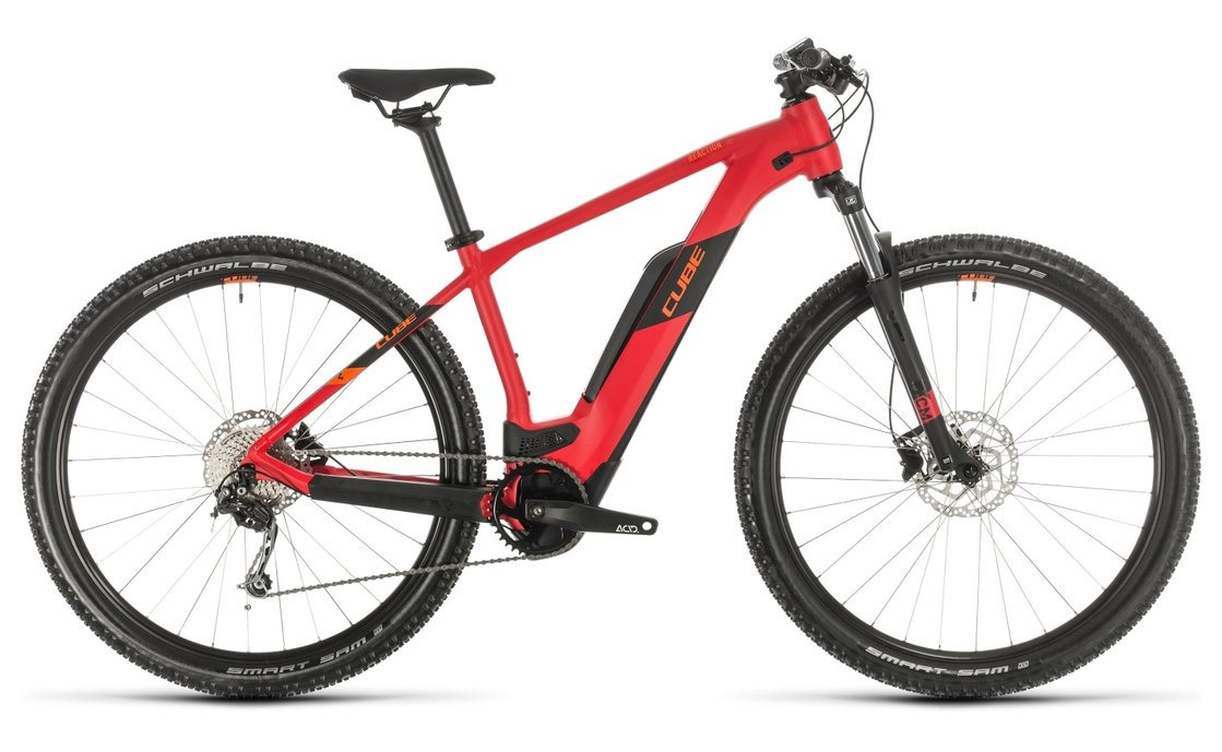 Cube Reaction Hybrid One 500 - 500 Wh - 2020 - 29 Zoll - Hardtail