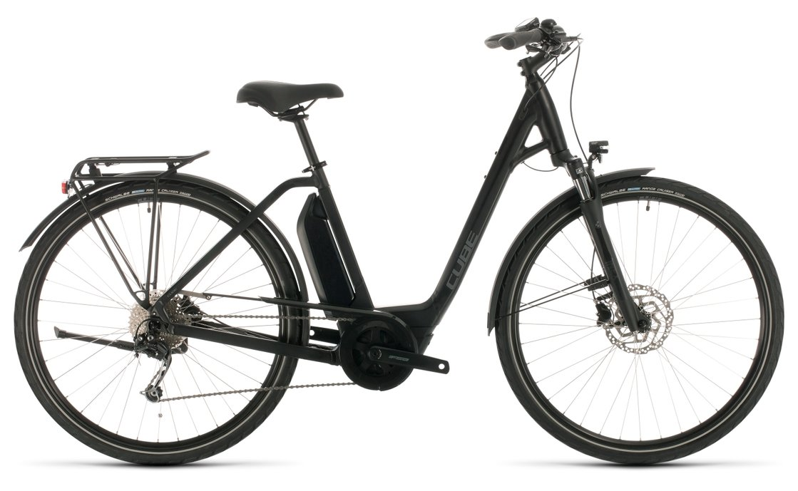 Cube Town Sport Hybrid One 500 - 500 Wh - 2020 - 28 Zoll - Tiefeinsteiger