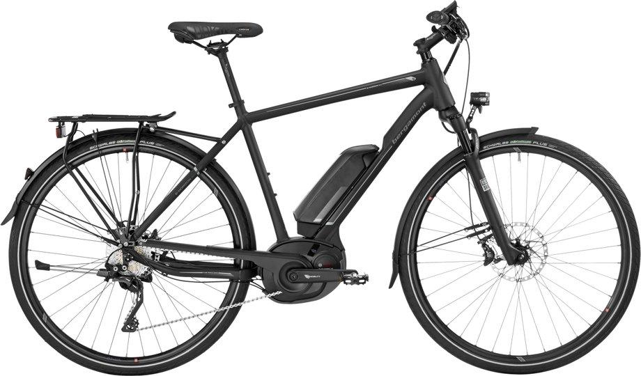 bergamont e horizon 9 0 gent e bike schwarz modell 2017. Black Bedroom Furniture Sets. Home Design Ideas