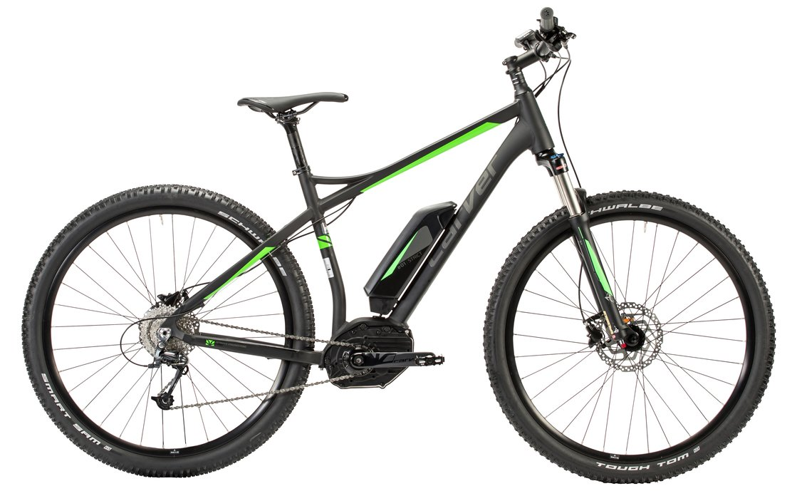 Carver Strict E01 - 400 Wh - 29 Zoll - Hardtail