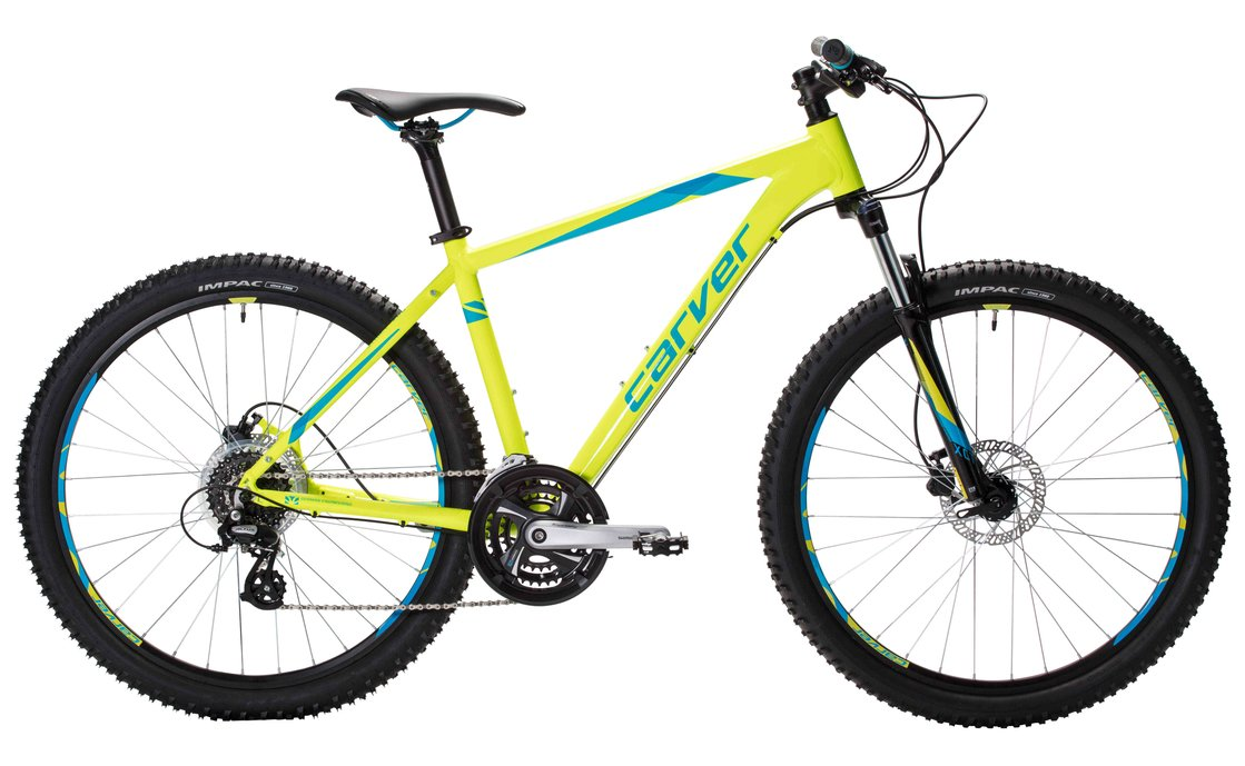 Carver Strict 200 - 27,5 Zoll - Hardtail