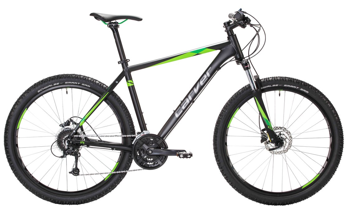 Carver Strict 400 - 27,5 Zoll - Hardtail