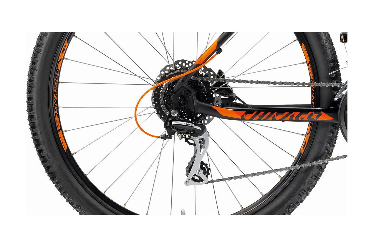 KTM Chicago 27.24 Disc H - 2018 - 27,5 Zoll - Hardtail