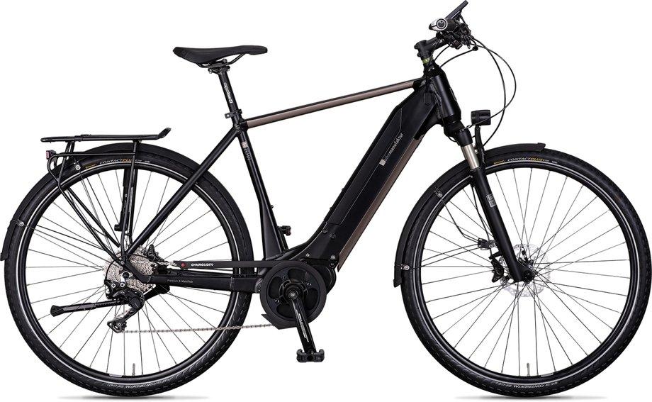 e bike manufaktur 15zehn e bike schwarz modell 2018 test. Black Bedroom Furniture Sets. Home Design Ideas
