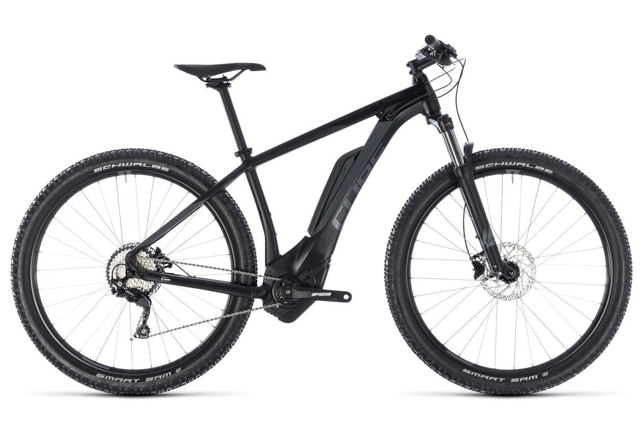 Cube Reaction Hybrid Pro 500 - 500 Wh - 2018 - 27,5 Zoll - Hardtail