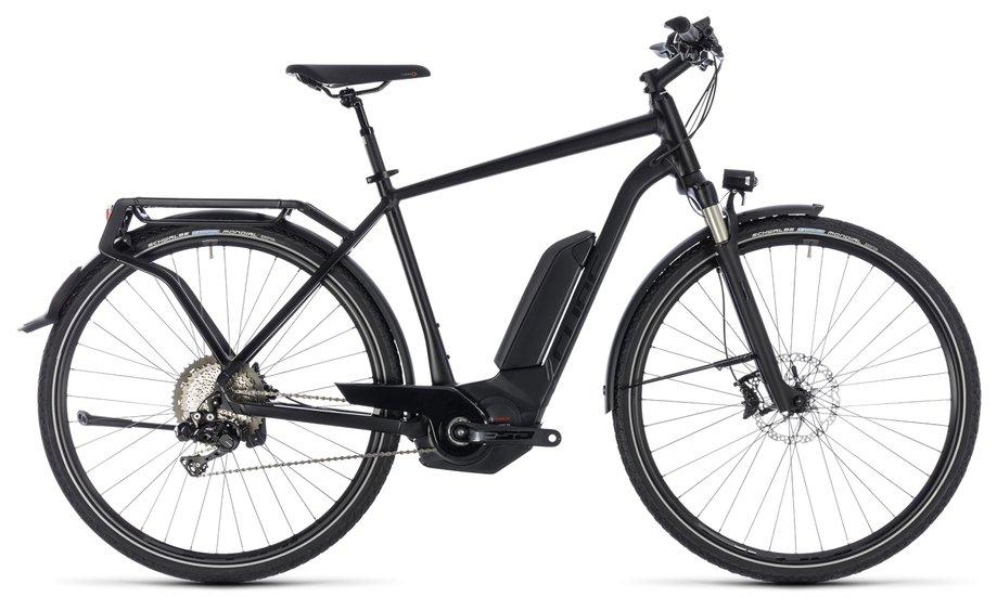 cube kathmandu hybrid sl 500 e bike schwarz modell 2018. Black Bedroom Furniture Sets. Home Design Ideas
